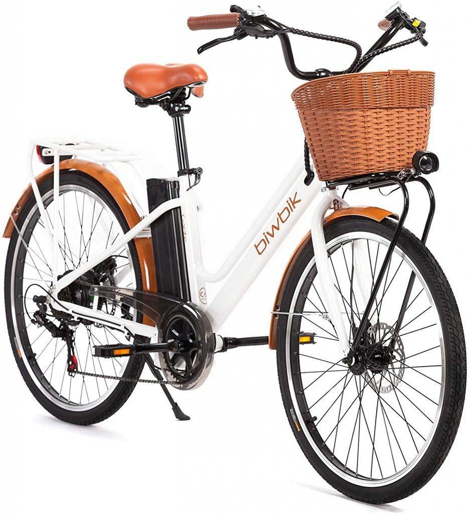 vélo électrique pour femme biwbik mod gante