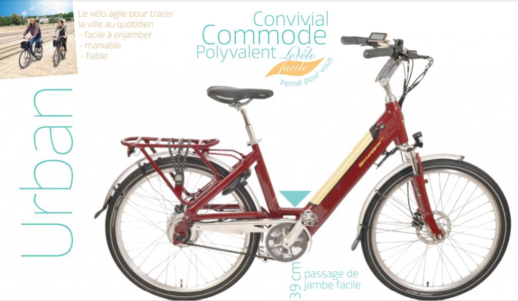 Starway marque de vélo électrique française